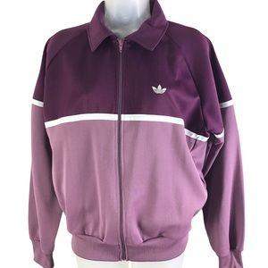 Adidas Ventex Vintage Retro Tracksuit Jacket